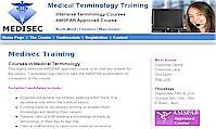 Medical Terminology Training